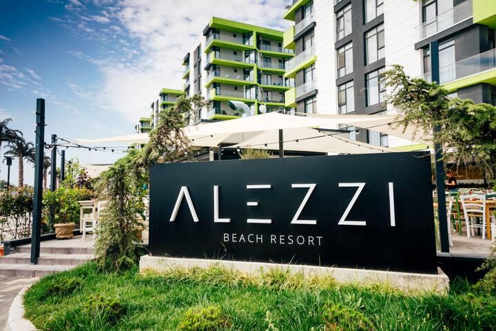 Mamaia nord, Alezzi Aida25 Beach Resort