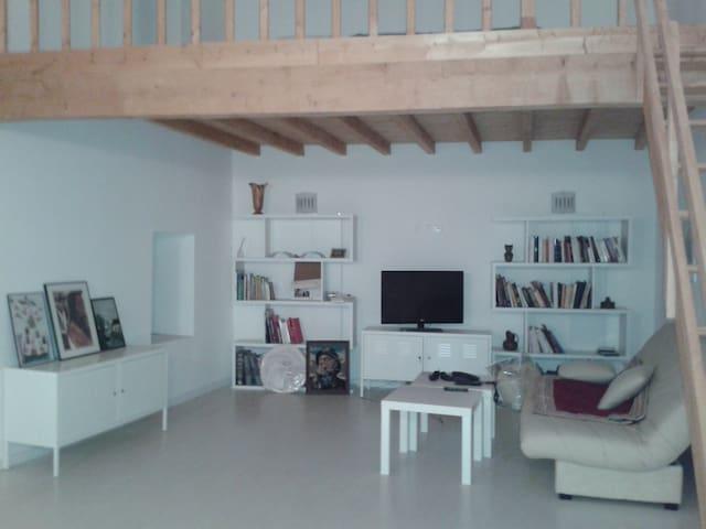 Maison de village - Nizas - Casa