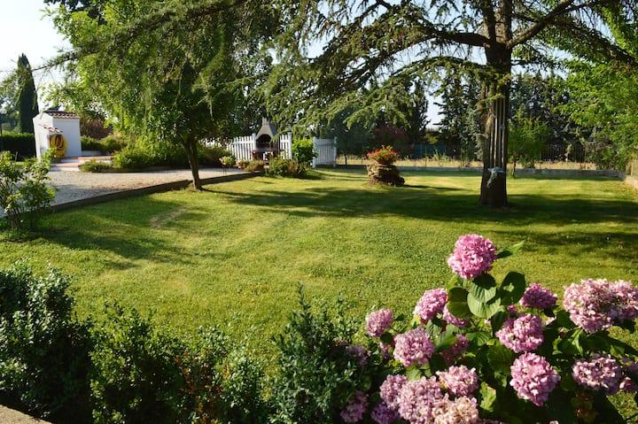Villa Irene Pisticci-Matera House&Garden A