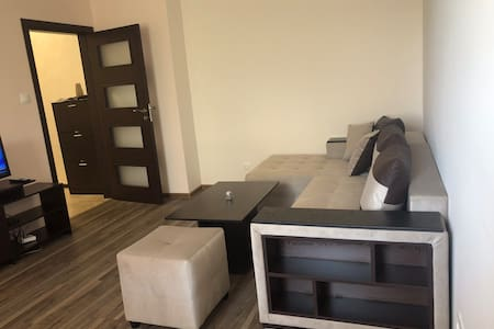 Modern apartment just 12 minutes from the center