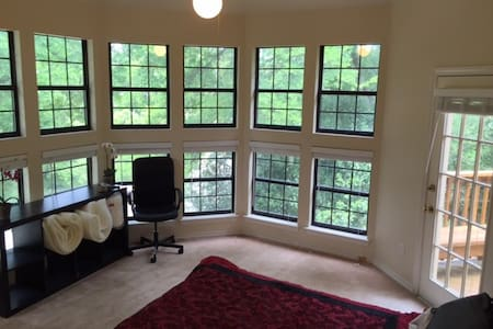 All Private Large 2nd Floor Bedroom, Bath - Austin