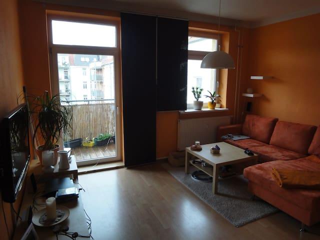 17 m gro es zimmer balkon ktv appartamenti in affitto a rostock meclemburgo pomerania. Black Bedroom Furniture Sets. Home Design Ideas