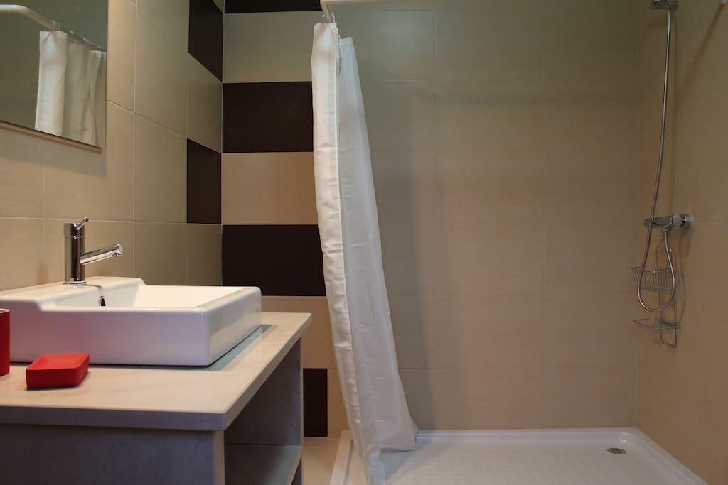 Apartamento Erva de São Roberto - Casa de Banho