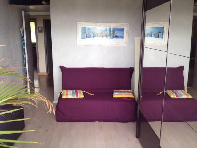 chambre cosi Disney -Paris - Thorigny-sur-Marne - Apartment