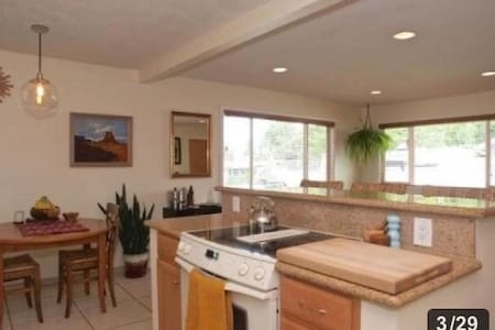 Cute 2BD in Cottonwood Heights - Cottonwood Heights - Casa