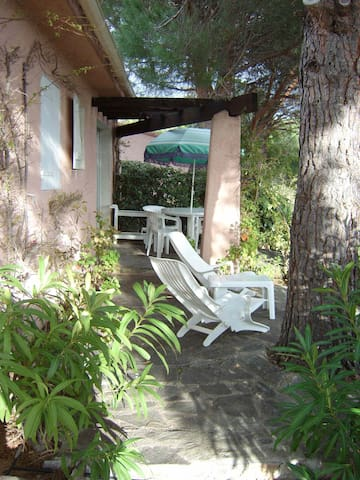 Mini villa Lia Baie de Santa Giulia - ポルトヴェッキオ - 一軒家