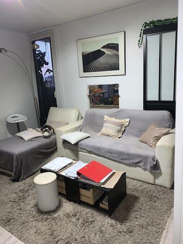 Bel appartement sur Nice nord