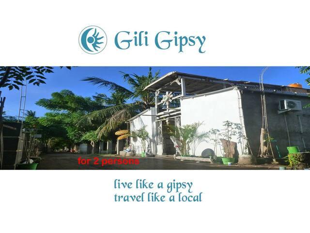 GILI GIPSY 2 BEDS - Lombok - Dorm