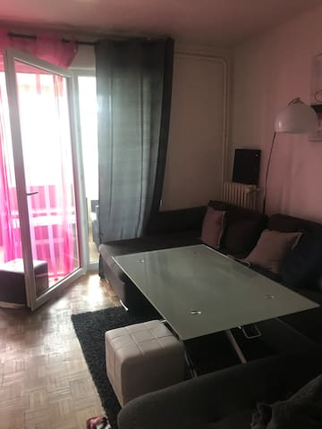 Une belle chambre chez l'habitant