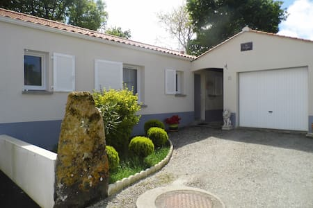 vendée - Saint-Julien-des-Landes - House