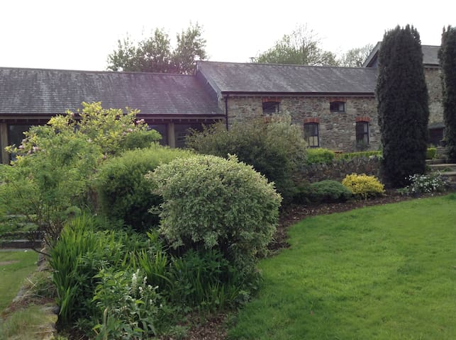 Lisburne Barn - South Brent - Apartament
