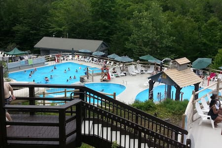 Smugglers' Notch,  2 Bedroom Deluxe - Cambridge - Apartament