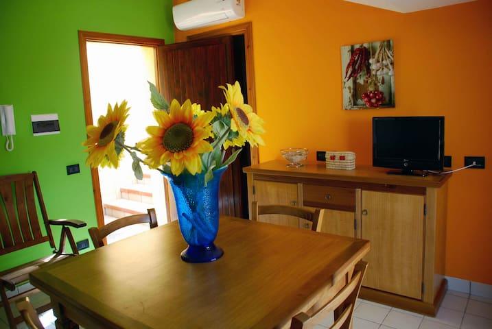 Villa Cipollazzo app. 5 - Contrada Cipollazzo - Apartment