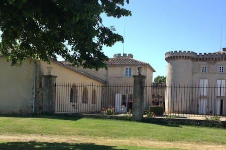 VINEXPO 2015 orangerie d'un château