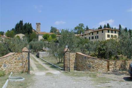 appartamento tra Firenze e Siena - Sant'appiano - Apartment