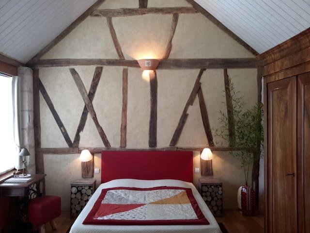 """Chambre d'hôtes """"La Clé des Chants"""" - Tauxigny - Aamiaismajoitus"""