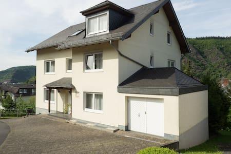 Gemütliche Wohnung mit tollem Blick - Cochem - Lejlighed