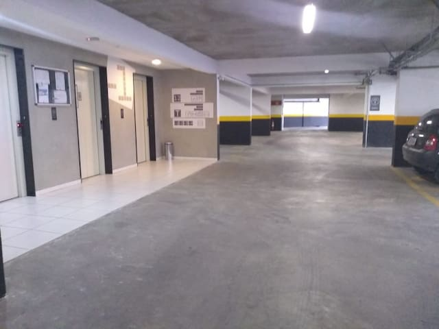 Garagem interna inclusa