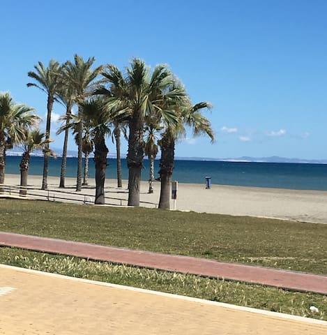 vacaciones frente al mar - Рокетас-де-Мар - Дом