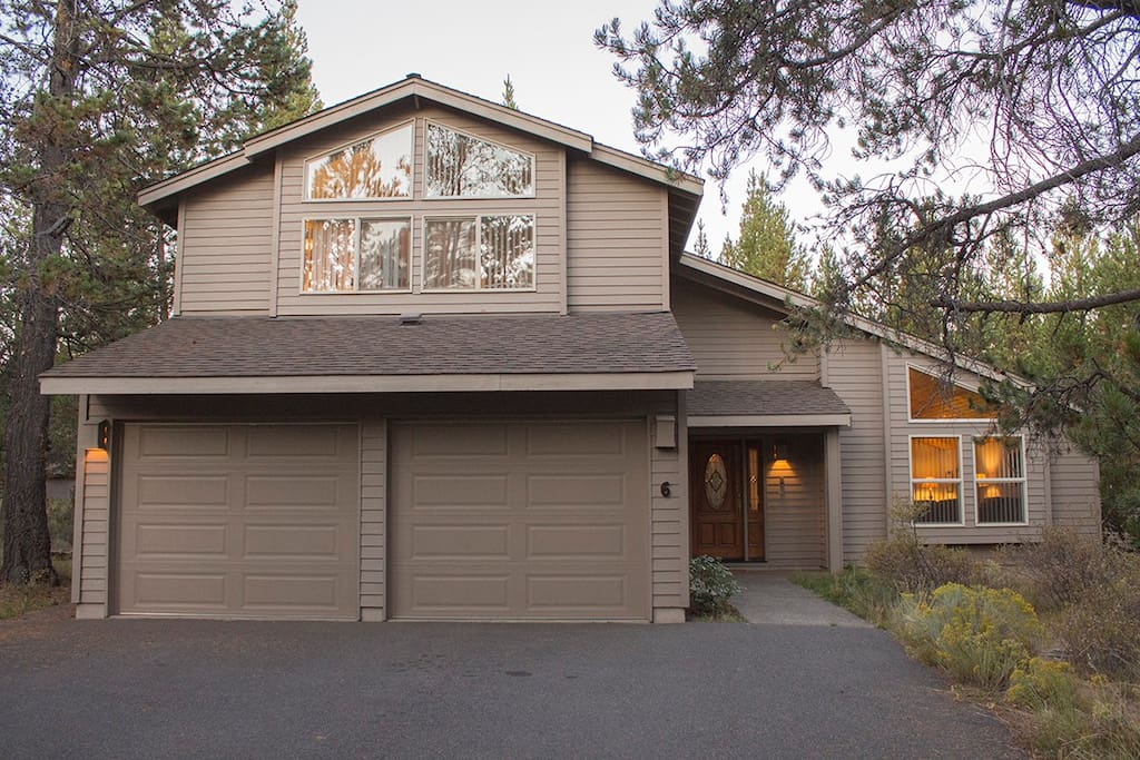 6 big leaf lane houses for rent in sunriver oregon united states