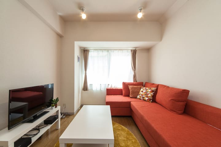 1min from station FREE BIKES & WIFI - Kyoto-shi - Appartement