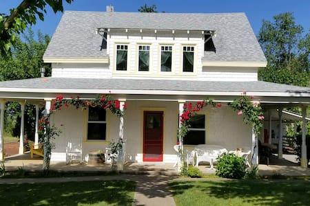 The Amador Farmhouse