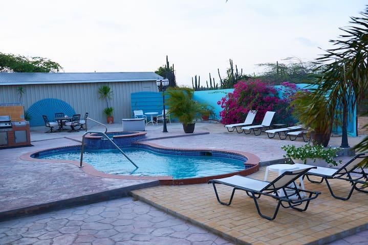 Sunny apartment in Aruba! #2 - Paradera - Apartament
