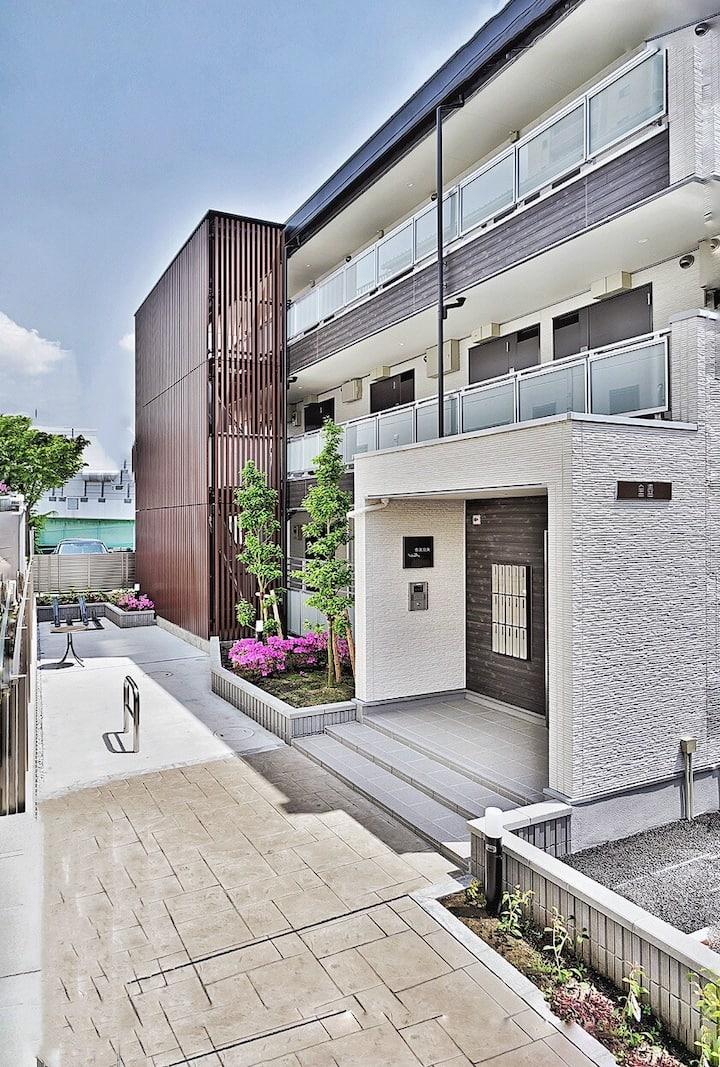 东京公寓式酒店家庭房TWO