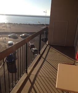 Appartement au calme, centre, vue mer - Le Havre