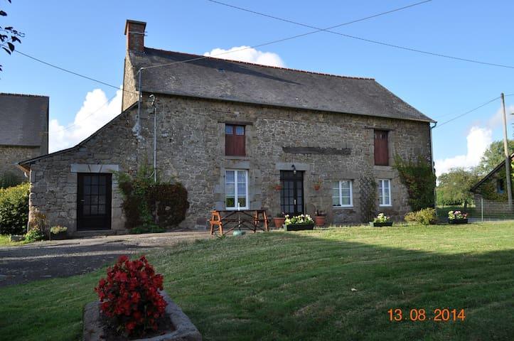 Maison de Vacances - Bazouges-la-Pérouse - Hus