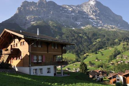Ferienwohnung in  Grindelwald - 格林德瓦 - 公寓