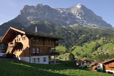 Ferienwohnung  Eiger in  Grindelwald