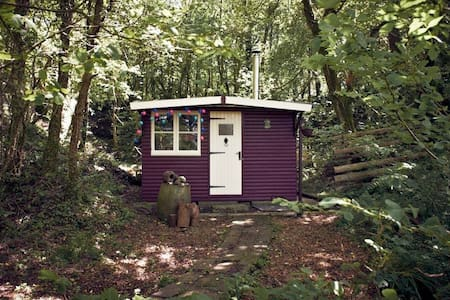 Cabin in the Woods within Dartmoor - Plymouth - Chatka