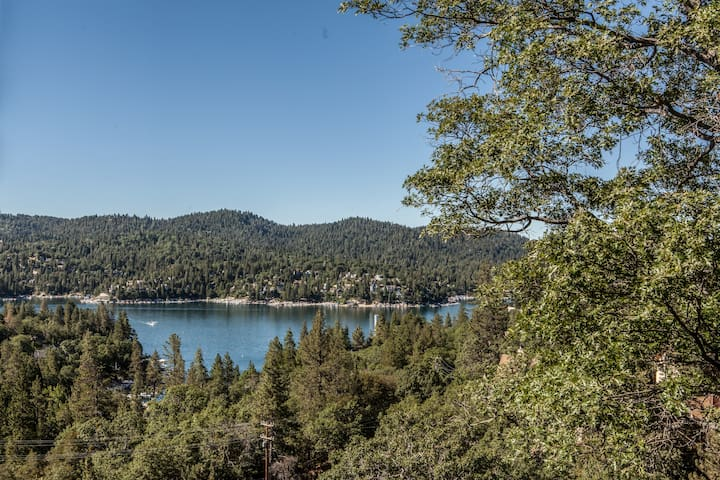 Sunset Lake House - Great Views of Lake Arrowhead! - Lake Arrowhead - Apartamento