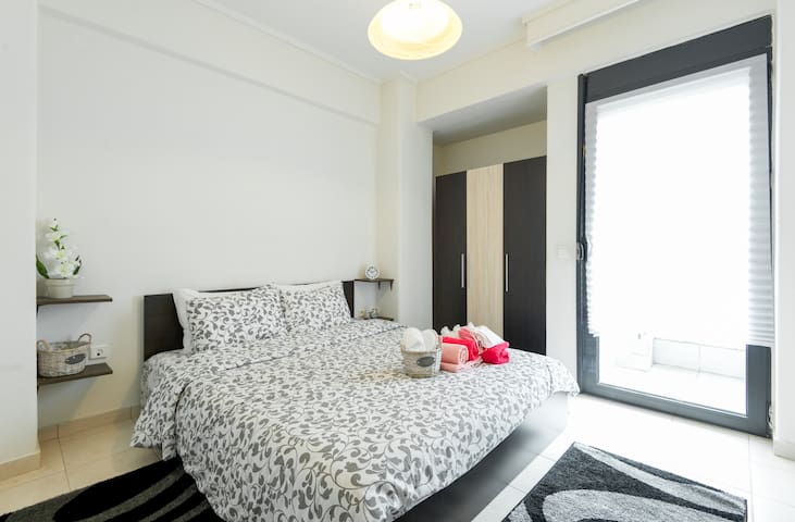 Cozy apartment with a view - 테살로니키(Thessaloniki)