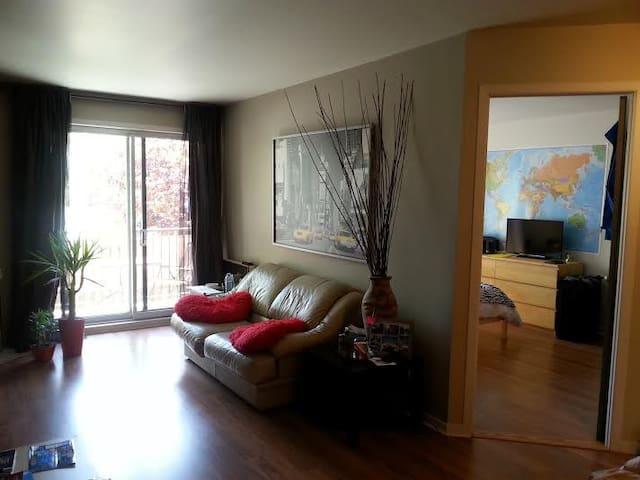 Joli appartement pres de montreal - Repentigny - Apartment
