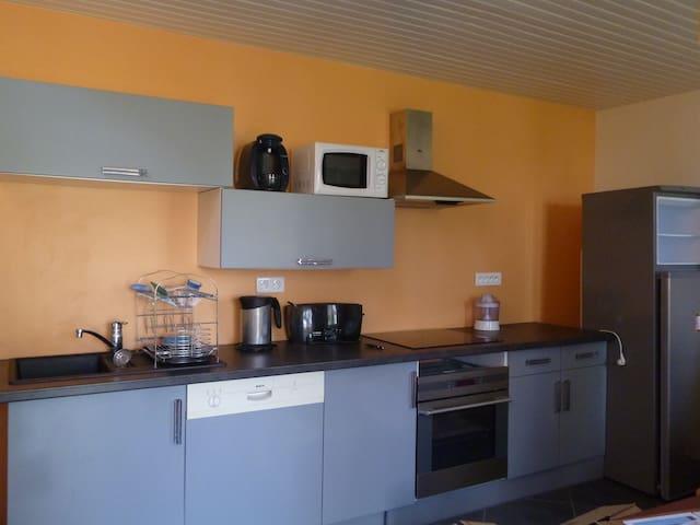 Petite maison tout confort au calme - Jouy-sur-Morin