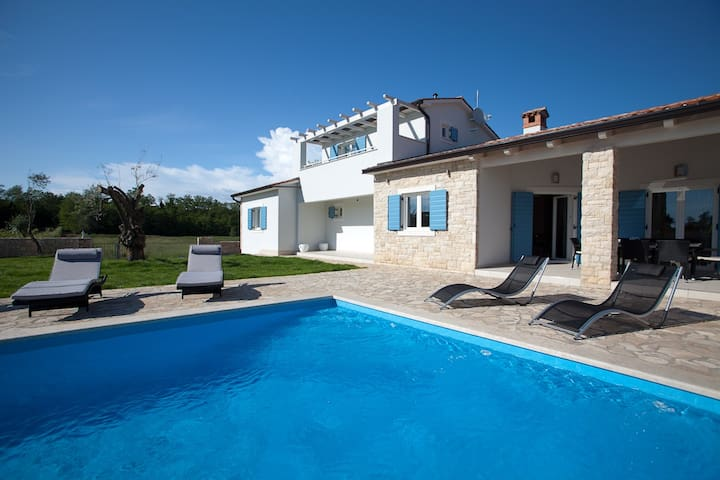 Pretty Istrian holiday home - Labin - Villa