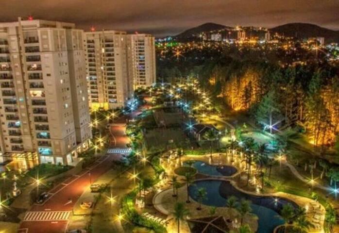 Lugar incrível em AlphaVille - SP - Santana de Parnaíba - Appartement en résidence