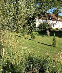 Chambre à la cheminée - Hagneville et Roncourt - Bed & Breakfast