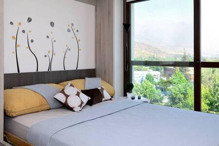 COZY HOME-STUDIO W/AMAZING VIEW - Las Condes  - Apartment