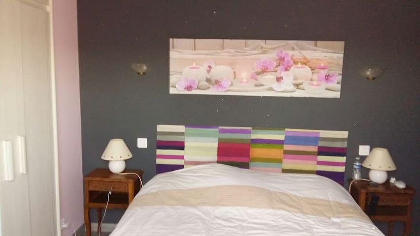 Louer chambre  d hôte 70 euros - Pleslin-Trigavou - Bed & Breakfast