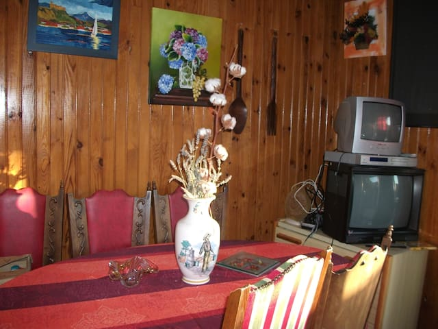 apartment with terrace - Villars-les-Dombes - Apartment