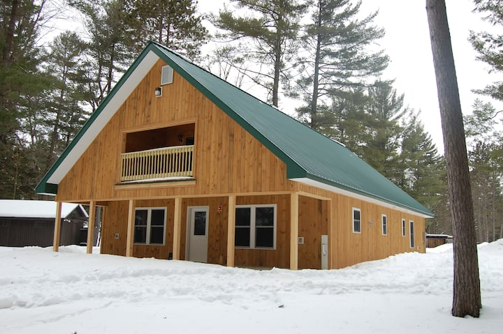 Foster Lodge on the Oswegatchie River