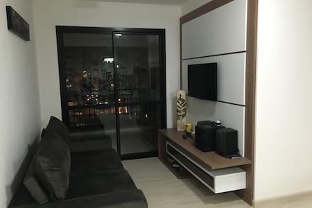 quarto ap novo Aquarius c/ garagem - São José dos Campos