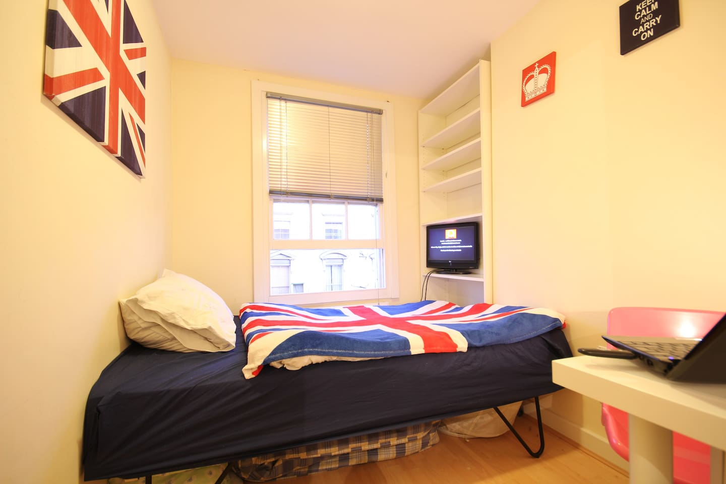 2. room in central london