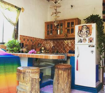 !Sayulita Central Artist Bungalow!