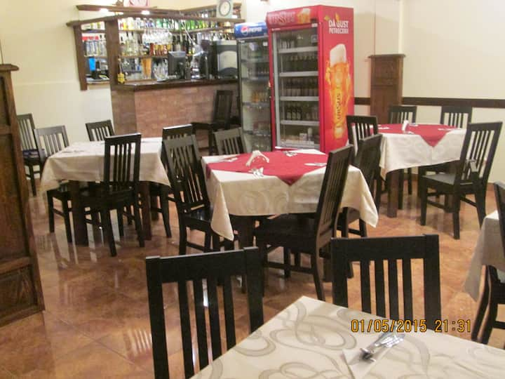 Restaurant Bistro-Ramona Tulcea