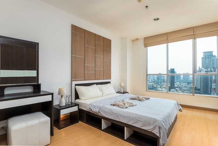 Cozy and new 1BR Apartment Sukhumvit Prakanong
