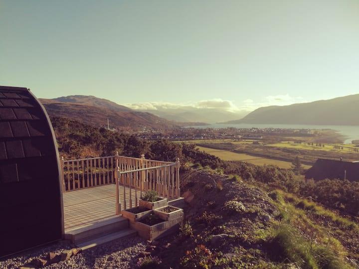The Highland Bothies - An Teallach Bothy